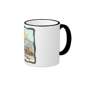 Texas Holdem Meet You At the River Coffee Mug