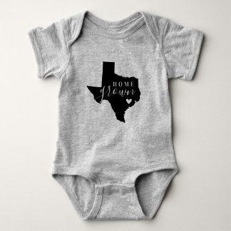 Texas Home Grown State Tee