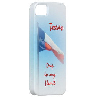Texas in My Heart iPhone Case