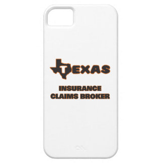 Texas Insurance Claims Broker iPhone 5 Covers