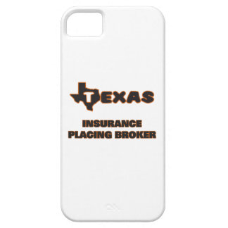 Texas Insurance Placing Broker Barely There iPhone 5 Case