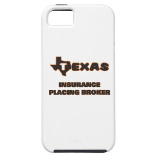 Texas Insurance Placing Broker iPhone 5 Cover