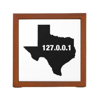 Texas Is Home Programmer Desk Organiser