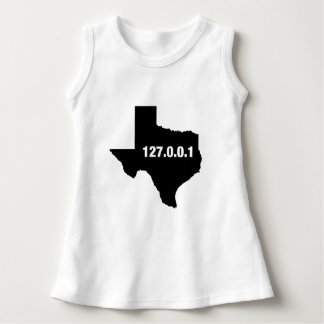 Texas Is Home Programmer Dress
