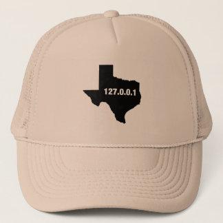 Texas Is Home Programmer Trucker Hat