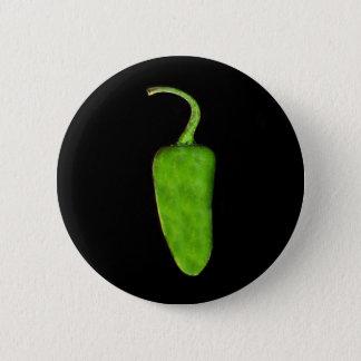 Texas Jalapeno Pepper 1 .jpg 6 Cm Round Badge