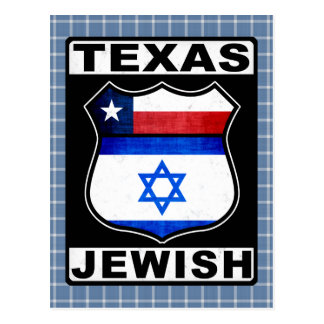 Texas Jewish American Post Cards