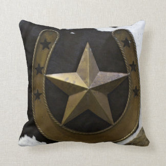 Texas Lone Star American MoJo Pillows