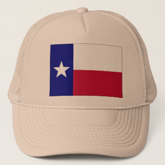 Texas Lone Star Flag Trucker Hat