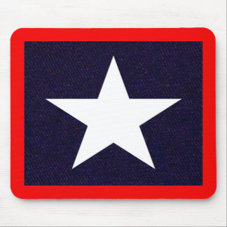 Texas Lone Star Mouse Pad