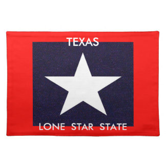 Texas Lone Star Placemat