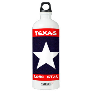Texas Lone Star SIGG Traveller 1.0L Water Bottle
