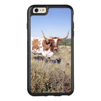 Texas Longhorn Breed (photo) OtterBox iPhone 6/6s Plus Case