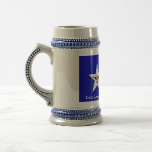 Texas Longhorn The Symbol of Power Beer Stein
