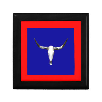 Texas Longhorn Z.jpg Gift Box
