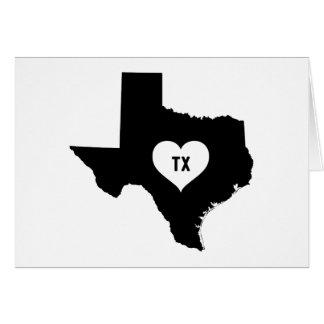 Texas Love Card