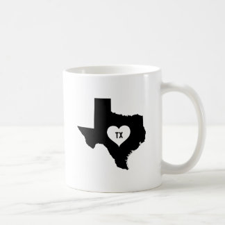 Texas Love Coffee Mug