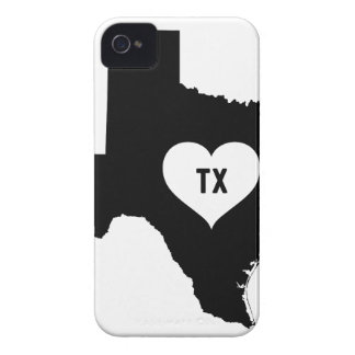 Texas Love iPhone 4 Case