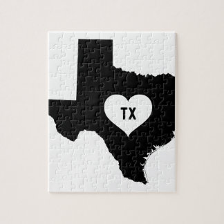 Texas Love Jigsaw Puzzle