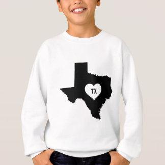 Texas Love Sweatshirt
