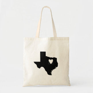 Texas Love Tote Bag