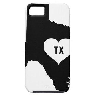Texas Love Tough iPhone 5 Case