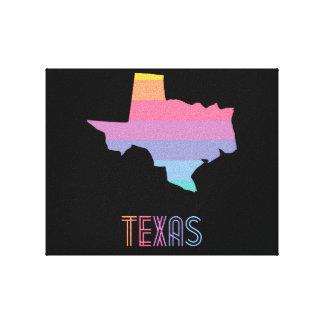 Texas Lularoe TX girls Lularoe Canvas Print