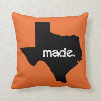 Texas made pillow