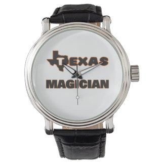 Texas Magician Wristwatches