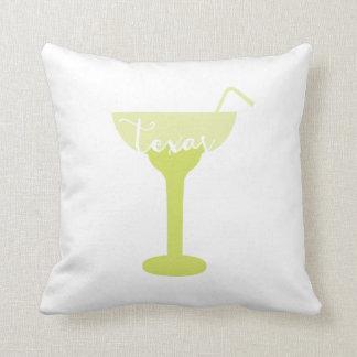 Texas margarita pillow | fun Texas decor
