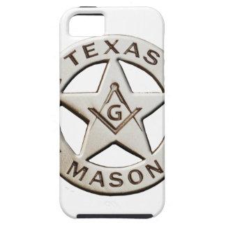 Texas Mason iPhone 5 Cover