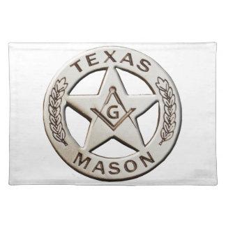 Texas Mason Placemat