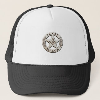 Texas Mason Trucker Hat