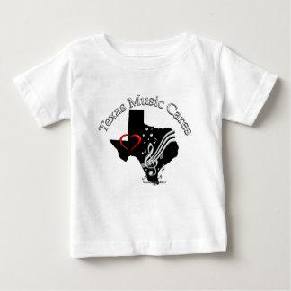 Texas Music Cares Tee Shirt
