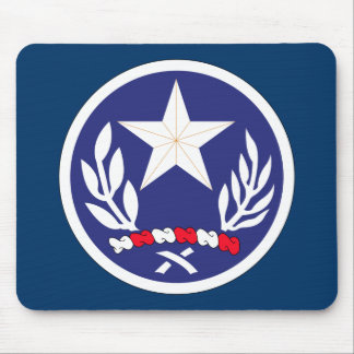 Texas National Guard - Pad Mouse Pad