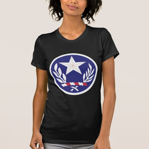 Texas National Guard T-shirts