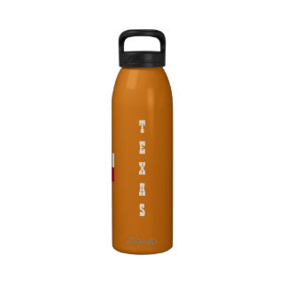 TEXAS-No place like home-Texas Flag Reusable Water Bottles