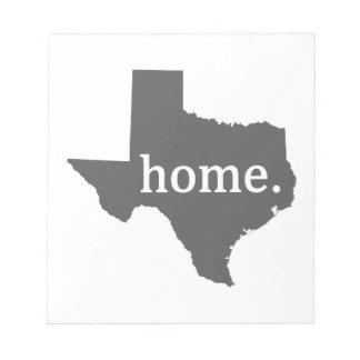 Texas Notepad