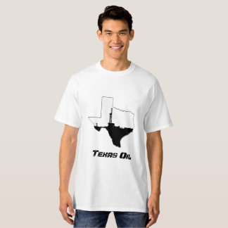 Texas Oil Drilling Rig T-Shirt