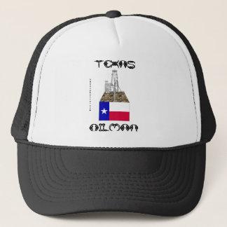 Texas Oilman Oil Field Hat