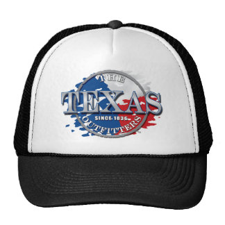 Texas Outfitters Logo Hat
