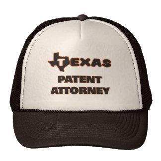 Texas Patent Attorney Cap