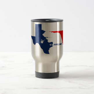 Texas Pipeliner Coffee Cup