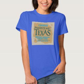Texas Prehistoric Trail T-shirt