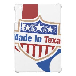 Texas Pride - Made In Texas iPad Mini Cases