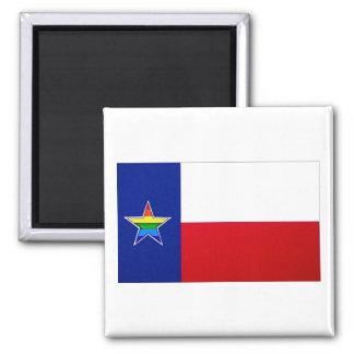 Texas Pride magnet