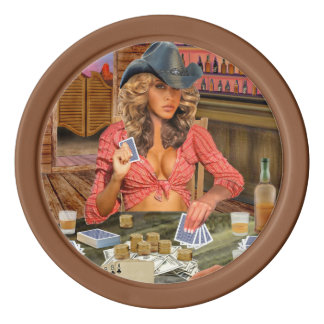 Texas Pride Poker Chip Set