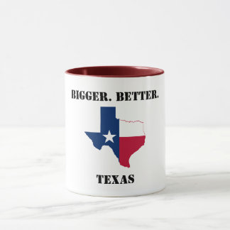 Texas Proud Ceramic Mug