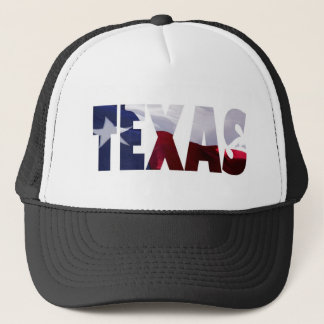 Texas Proud Trucker Hat