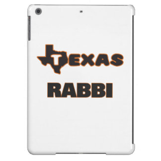 Texas Rabbi iPad Air Covers
